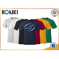 Quality Comfortable Mens t shirt  Short Sleeve t Shirt With Round Neck many colors for sale