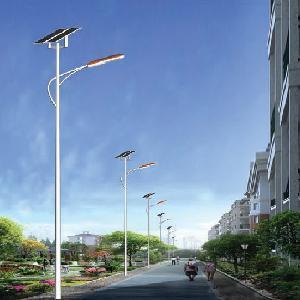 Quality Wind Solar Street Lamp Light 60W 9m Pole (STL96060) for sale