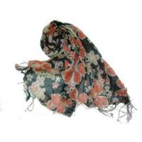Quality Cotton Printed Scarf for sale