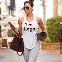 China New Design custom tank tops With Good Quality on sale