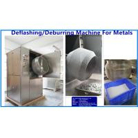 Quality Case Study:Deflashing/Deburring machine for zinc die-casts, magnesium alloy,NF metal, precision die-casts; for sale