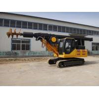 China Strongly recommend !,HF360-16 hydraulic small rotary drilling rig for piling,small screw piling rig on sale