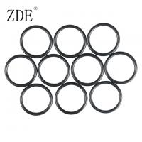 Quality Wear Resistant 3mm NBR 90 Shore Seal Rubber O Ring For Excavator for sale