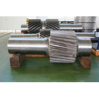 Quality High speed shaft  Forged Steel Shaft /Work up Roll/ Back up Roll made in China for sale