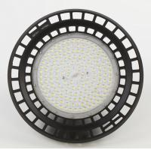 Quality 150W UFO LED High Bay Light Black Housing Material Aluminium AC 85 - 265V For Square for sale