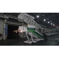 Quality Passenger Вoarding Stairs With Travelling Distance 50 - 80 km And Curtis Controller for sale