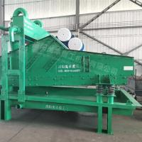 China Professional Sand Recycling Machine Green Color Vertical Install With Hydrocyclone on sale