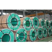 Quality Warehouse 201 Stainless Steel Coils 5 - 12 Tons Stainless Steel Strip Roll for sale