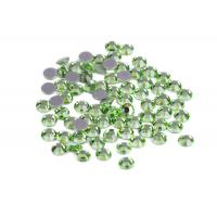 Quality Good Stickness Hot Fix MC Rhinestone For Sweaters , Jeans And Veils for sale