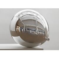 Quality Polished Metal Garden Stainless Steel Decoration Balloon Sculpture for sale