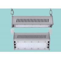 Buy Super Bright Led Linear High Bay Fixtures , Warm White Linear High Bay Light at wholesale prices