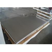 Quality Decorative 410 Stainless Steel Metal Plate For Commercial Kitchen Walls for sale