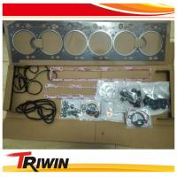 China Original geniune cummins ISC diesel engine upper gasket kit 4089758 on sale