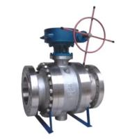 China DN1200mm Pipe Butterfly Turbine Control Valve For Blocking Water Flow on sale