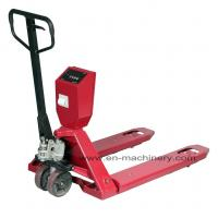 Quality Hand Scissor Lift Pallet Truck with Foldable Hand Pallet Truck for Ware House for sale