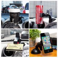 Buy cheap 360° Rotating Desktop Phone Holder Stand Bracket For IPhones Powerful Suction product