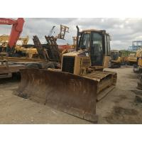 Quality 6 way blade Used Caterpillar D5G LGP Bulldozer Japan Made CAT Bulldozer for sale