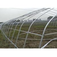 Quality NFT Hydroponic System PVC Pipe / Channel Strong Adhesion For Greenhouse for sale