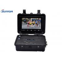 Quality 1 CH 7 Inch LCD COFDM Receiver , Audio Video Receiver With HDMI BNC Port for sale