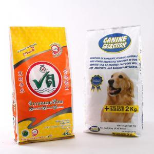 Quality Durable Biaxially Oriented Polypropylene Bags , Woven Polypropylene Super Sacks Bags for sale