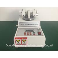 Leading Supplier Leather Taber Abrasion Tester , Rubber Taber Abrasion Tester Excellent Quality