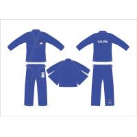China Royal Blue Brazilian Jiu Jitsu Gis UFC Customerized Youth Bjj Gi MMA on sale