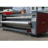 Quality 38kw Roll to roll Heat Press Machine , Oil Heating Textile Sublimation Printing Machine for sale