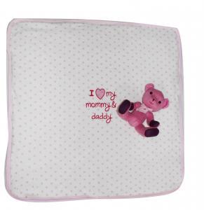 Quality Custom Winter Girl Newborn Baby Blanket Single Soft Baby Blankets Comfortable for sale