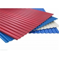 Quality Coated 850 0.8mm ISO Stainless Corrugated Sheet for sale