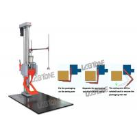 Quality ISTA Lab Drop Tester Machine Perform Surfaces , Corner and Edge drop Test  OEM Available for sale