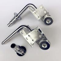 Quality Furniture Hardware Fittings Sofa Bed Hinges Multi Functional 90 Degree for sale