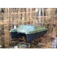 Quality Camouflage carp fishing bait boats , radio controlled bait boat DEVC-308 for sale