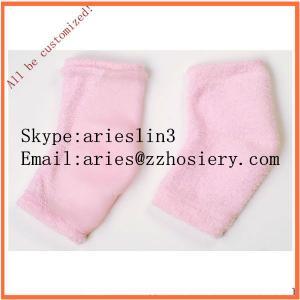 China Spa gel sole pad moisture foot Sock on sale