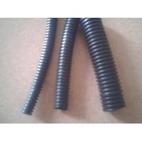 Quality Bellows Corrugated Cable Sleeve , Black Corrugated Pipe Fire Resistant Hose for sale