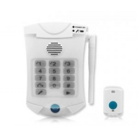Buy cheap Elderly Emergency Smart Medical Alert System Products with Two way communication from wholesalers