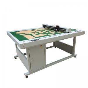 China Professional Cardboard Cutting Plotter , Corrugated Cardboard Cutting Machine on sale