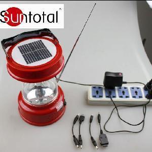 Quality LED Solar Hand Light (ST303E) for sale
