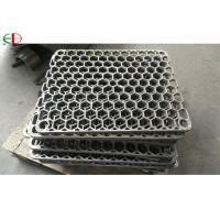 Quality G-NiCr28W Heat Treatment Fixtures 2.4879 Investment Cast Process Baskets and Tarys for sale