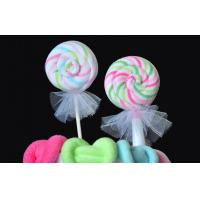China Custom handmade 100% cotton baby clothes bouquets Gift for Shower Decor on sale