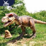 Quality Professional mechanical dinosaur model high quality animatronic dino decoration for sale