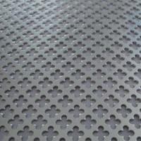Quality black decorative aluminum metal tables cloth for sale