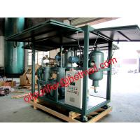 China Hot sale High Vacuum Transformer Oil Purifier,Oil Reclamation Plant with chemical regeneration tank,digital flow meter on sale