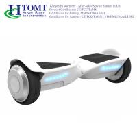 Quality Lightweight Two Wheel Electric Scooter 2 Wheel Self Balancing Board 20 Degree for sale