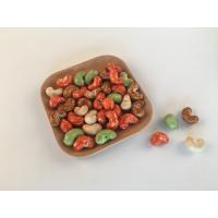 Quality Roasted Colorful Cashew Halal BRC OU Kosher Passed Soya Bean Snacks for sale