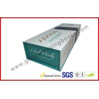 Buy cheap Printed Paper Electronics Packaging Box , Electronic Product Packaging Shape Customized product