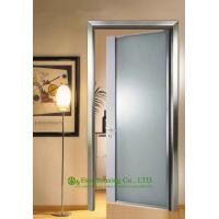 Quality Aluminum Modern Door For Restaurant Use,Customized Ecological Interior Door For Sale for sale