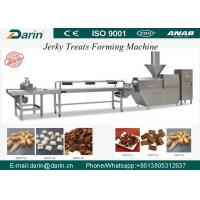 Quality Darin Patented Jerky Treats / Pet Food Processing Line / Cold Extrusion Pet Food Making Machine for sale