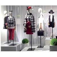 Buy cheap Clothing Shop Window Display Equipment / Retail Display Props For Window Display from wholesalers