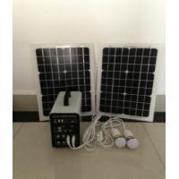 Quality Hot ! series Portable Solar generator 30W Good for Africa , Pakistan etc for sale