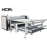 Quality Advertising Flatbed Printing Rotary Heat Press Machine Roller Heat Transfer Machine for sale
